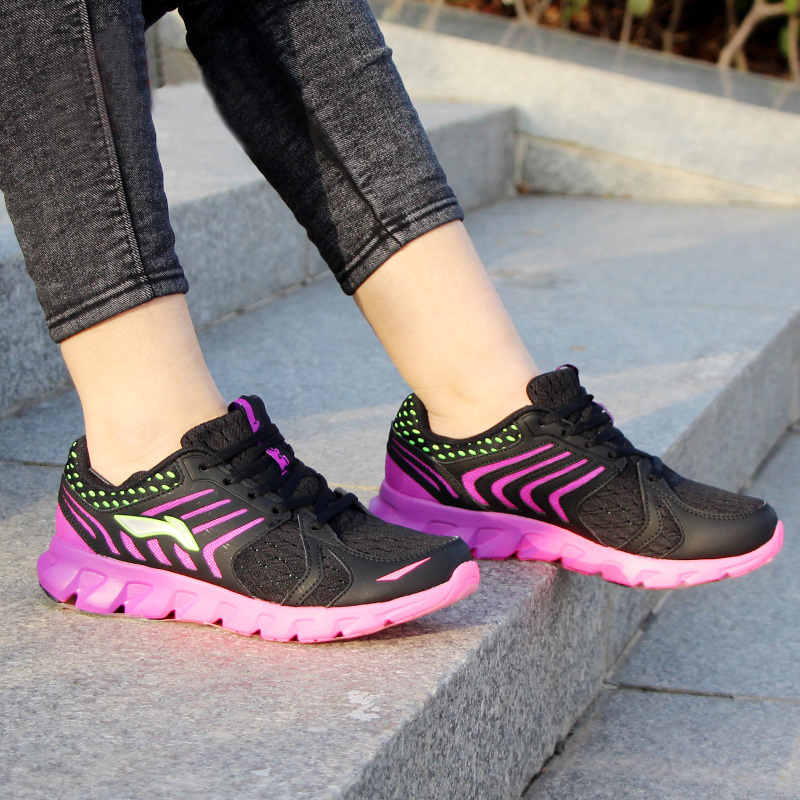 Lining Running-Shoes Sneakers Cushion Element Light-Weight Breathable Women's ARHM028