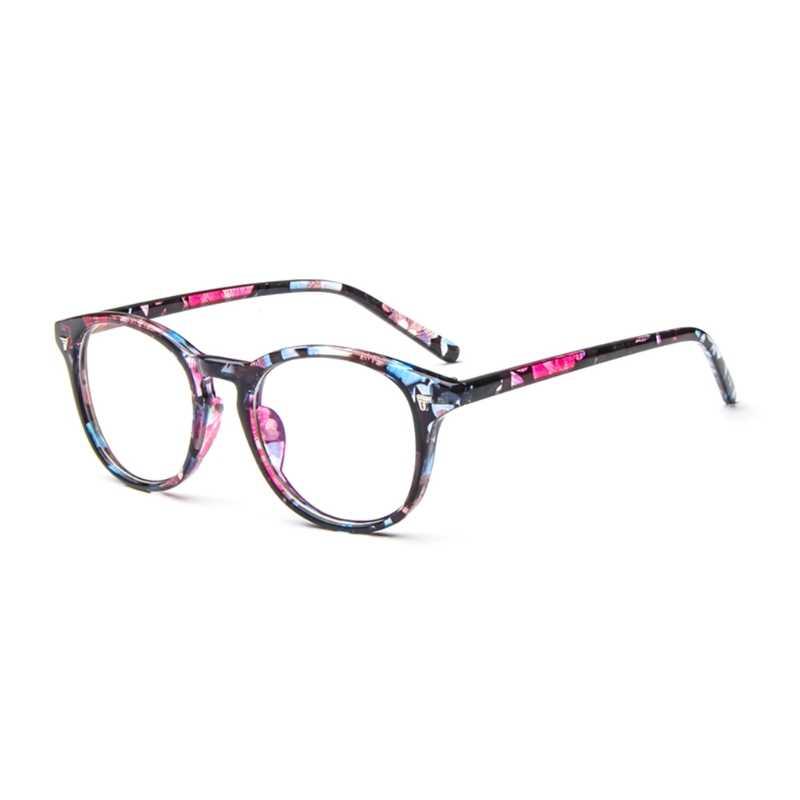 Vintage נקה עדשות משקפיים מסגרת רטרו גברים נשים לשני המינים משקפיים אופטי 2017