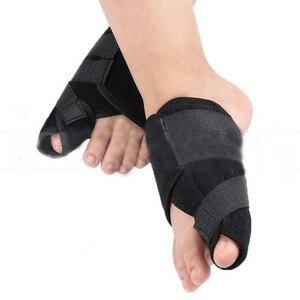 Image 2 - 2 pièces doux Bunion correcteur séparateur dorteils attelle système de Correction dispositif médical Hallux Valgus soins des pieds pédicure orthèses