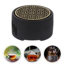 Ceramic Teapot Warmer Teapot Heating Base Tea Heater Without Candle