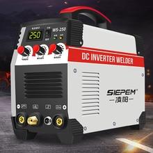 Электрический новые 220V 2IN1 TIG/сварочный аппарат дуговой сварки 20-250A ММА IGBT палка для сварки рабочей и Электрический работаю