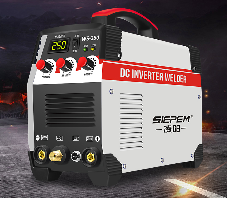 Electric Newest 220V  2IN1 TIG/ARC  Welding Machine 20-250A MMA IGBT STICK Inverter For Welding Working And Electric Workin