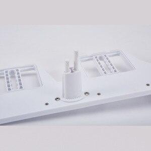 Image 4 - 1 set Quente e Fria Bidé Spray Duplo Cleaner Corpo Bbutt Lavador Sem Elétrica Inteligente Tampa Do Vaso