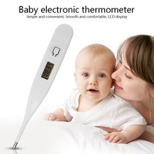 Electronic-Thermometer Home Underarm for Baby Kids Adults Display Flexible-Tip Large-Screen