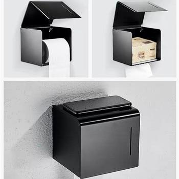 Porte Papier Toilette Design Fermé