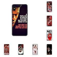 Jimmy Butler Soft Fashion Cover Case For Xiaomi Mi Max Mix 2 3 2S 5X 6X CC9 CC9E Pro Note 10 Lite Pro Ultra(China)