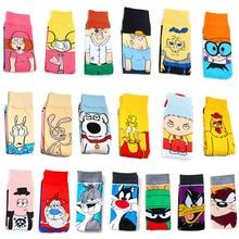 1 Pair Casual Japanese women Socks Personality Men Anime soc