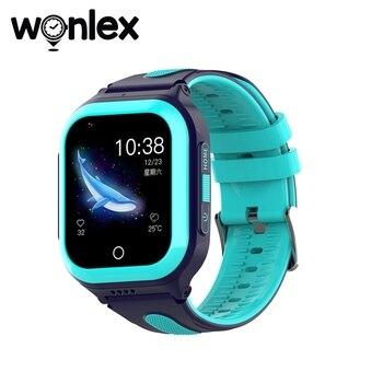 Детские смарт-часы Wonlex KT24 3