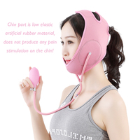 Size Adjustable Mask Thin Face Mask 3D Double Chin Liftting Device Face Bandages Small V shape Shaper Mask