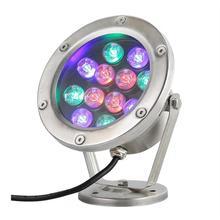 Underwater LED Changeable 3W/6W/9W/12W/15W/18W/36W Swimming Pool Light