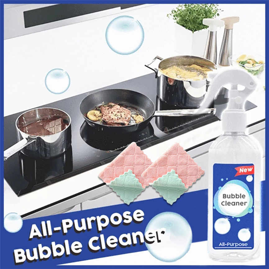 Kitchen Grease Cleaner Foam Cleaner Multi functional ...