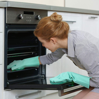Magic Silicone Cleaning Gloves 4