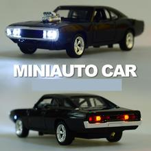 Ant 1:32 Model Cars Simulation Dodge War Horse Car Toy Speed and Passionate Sports Alloy Boy Kids Toys