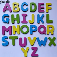Teach-Your-Own-Intelligence-Toys Fridge-Magnet Alphabet Letters Self-Learning Puzzle