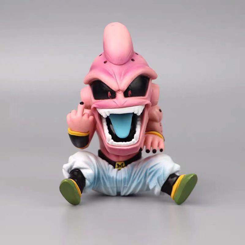 Anime Dragon Ball Z Action Figure Toys Majin Buu Cell PVC Toys Model Doll Kid Buu Freeza Frieza Dragon Ball Plastic Toys