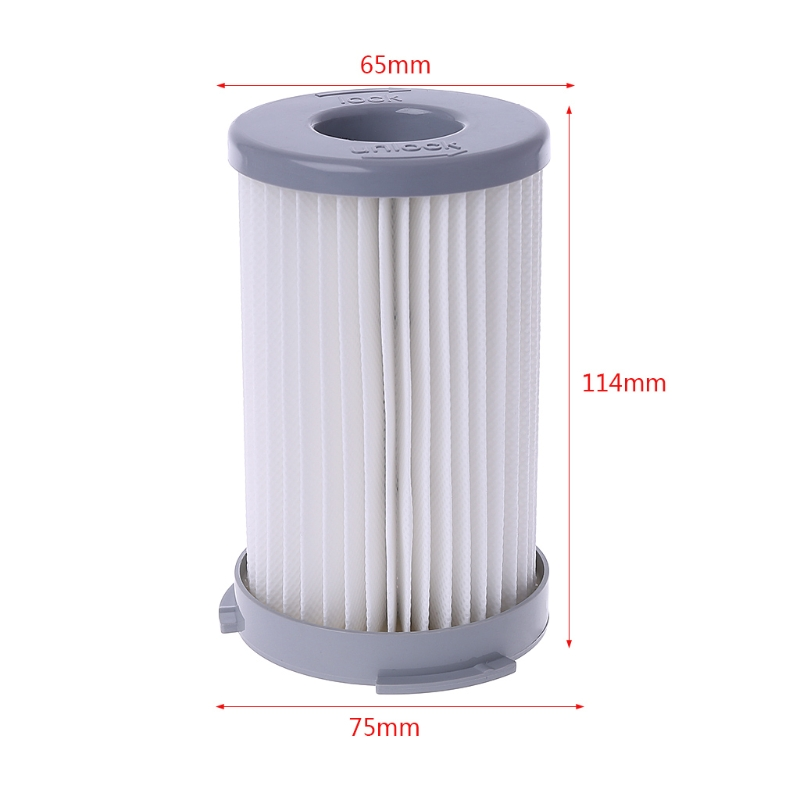 Durable <font><b>Vacuum</b></font> Cleaner Accessories Filter For <font><b>Electrolux</b></font> <font><b>ZS203</b></font> ZT17635 Z1300-213 A6HB image