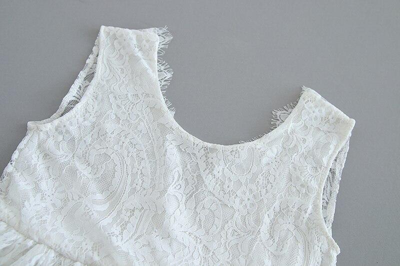 70-10-White Lace Girls Dress