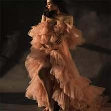 Оранжевый по беременности и родам платья знаменитостей с оборками