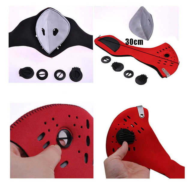 Winter Face Mask Bike Accessories Sport Training Ski Mask Cover Scarf  Bicycle Cycling Bandana 4
