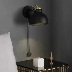 Image 3 - Aisilan LEDโคมไฟMinimalistโคมไฟข้างเตียงInfinite Dimmingสำหรับห้องนั่งเล่นห้องนอนCorridorผนังLight