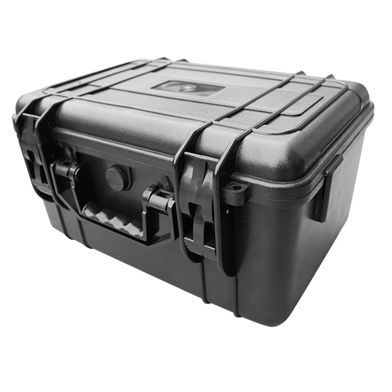 ABS Plastic Sealed Waterproof Safety Equipment Case Portable Toolbox Dry Box Impact Resistance