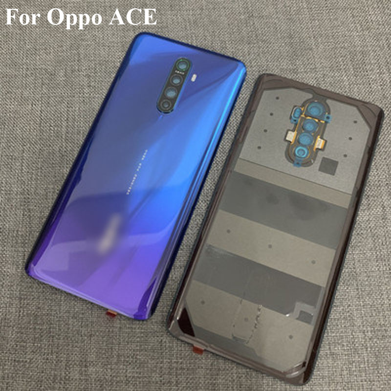 Tested New For Oppo ACE Battery Back Rear Cover Door Housing OppoACE Repair Parts Replacement