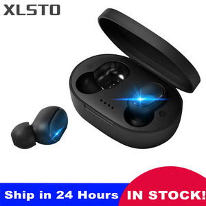 Original Wireless Bluetooth Earphones A6S TWS Sports Earbuds Stereo Headsets With Mic For iPhone Huawei Xiaomi Redmi PK airdots