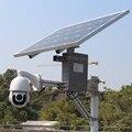 1080P sony star светильник 4G Солнечная камера ip ptz слот для sim-карты Открытый безопасности cctv беспроводной wifi с 128G записывающая карта