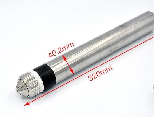 Plasma cutting torch FY-XF300H FY-XF300 XF-300 stright torch head 1 piece
