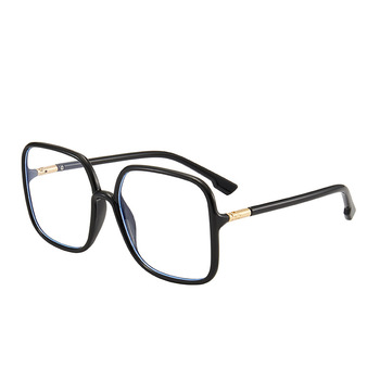 Oprawki okularów przeciwsłonecznych oversize damskie niebieskie światło ochronne okulary zerówki kwadratowe PC rama wszystkie mecze okulary plażowe okulary przeciwsłoneczne tanie i dobre opinie Anti-glare Polaryzacja Anti-Fog Anty-uv Pyłoszczelna Ochrona przed promieniowaniem Adult PC Metal UV400