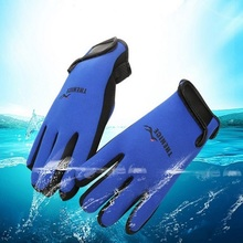 Outdoor Swimming Snorkeling Gloves Diving Adult Underwater Sports Equipment