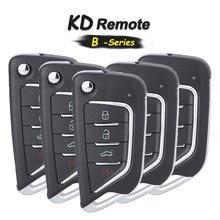 KEYECU – télécommande universelle à 4 boutons, 5x série B, KD900, KD900 + URG200, Mini KD
