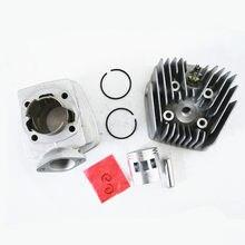 Motorrad Zylinder für PEUGEOT 46mm PGT46 65,3 cc airsal T6 103 104 105 Rcx Sp Spx Neue