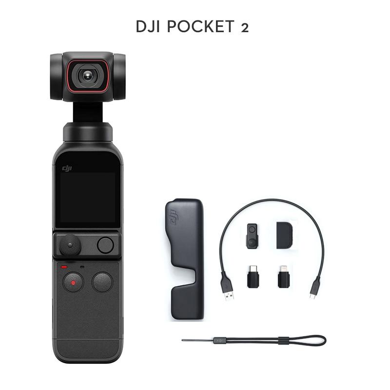DJI Pocket 2 3-Axis Stabilized Handheld gimbal 4