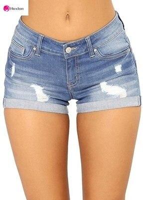 Женские джинсовые микро шорты, женские привлекательные супер шорты, сексуальные мини шорты для ночного клуба, женские микро джинсовые