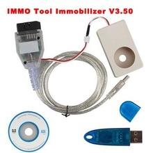 IMMO herramienta inmovilizador V3.50 para Opel + Fiat coches de programación de nuevas llaves por OBD2 interfaz también ECU programa Immo leer código Pin