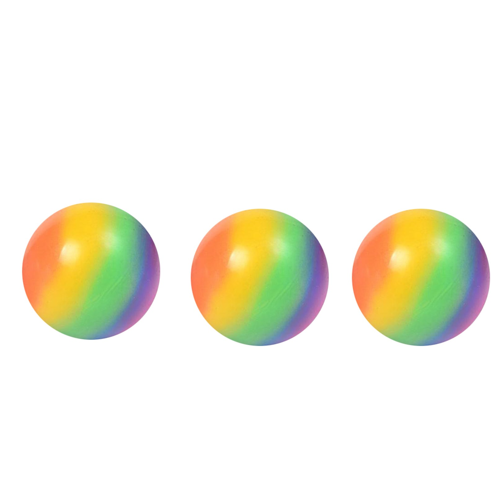Decompression Toy Fidget-Toys Vent-Ball Colorful Adult Children 3pc img3