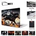 Чехол MTT для Apple Macbook Pro Retina 13 15 16 дюймов  чехол для ноутбука с сенсорной панелью для mac book air 11 13 3 новый жесткий чехол 12 дюймов