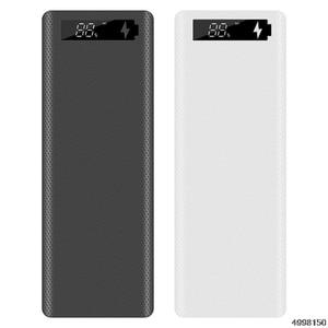 LCD Display DIY 10x18650 Batte