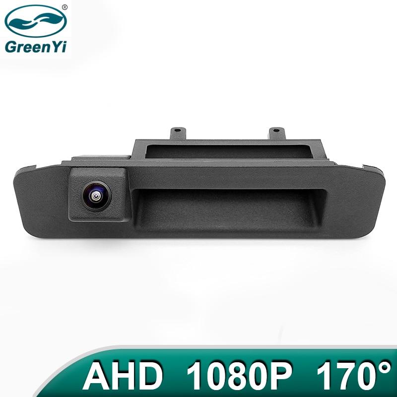 GreenYi 170 градусов HD 1920x1080P ночное видение Автомобильная камера заднего вида для Mercedes Benz A180 A200 A260/GLK 300 X204