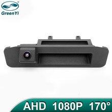 Greenyi 170 graus hd 1920x1080p visão noturna vista traseira do veículo câmera reversa para mercedes benz a180 a200 a260/glk 300 x204