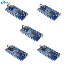 цена на 5pcs YX6300 YX5300 UART Control Serial MP3 Music Player Module For Arduino/AVR/ARM/PIC CF SD card Micro SDHC MP3 WAV