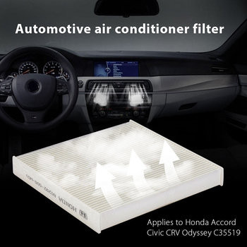 For Honda Accord Cabin Air Filter Acura Civic Crv Odyssey C35519 Top Quality image