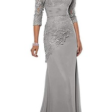 New Chiffon Lace Mother of the Bride Dresses