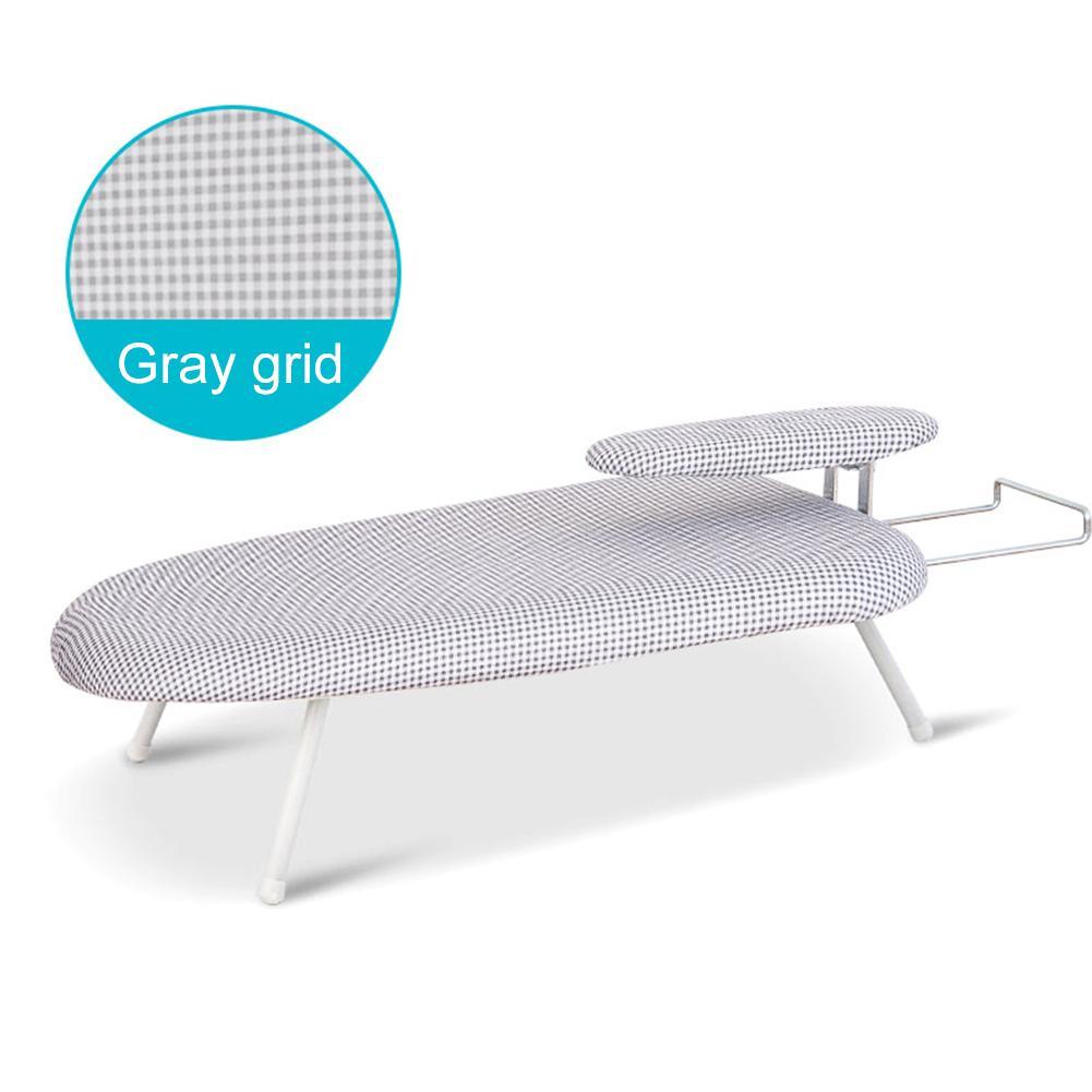 60x37CM pliable Table à repasser Table bureau Table à repasser Potable multifonctionnel Table à repasser pour hôtel à la maison