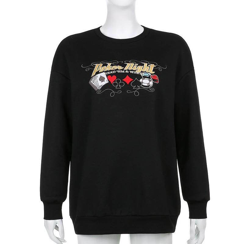 Embroidery Sweatshirt  (8)