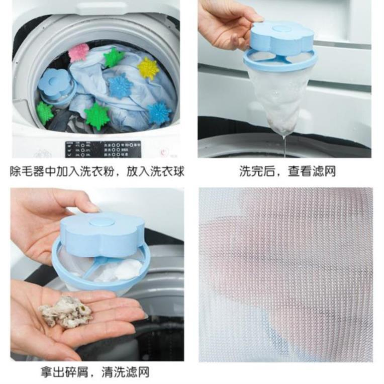 Floating Washing Machine inside the Filter Mesh Bag Spherical New Products Washable Removing Filter Cloth Ball Filter Clothes Ho|Vegetable Washers| |  - title=