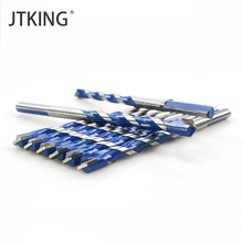 цена на 6/10/10/12mm metal carbide drill bit glass tile wood drilling power tool accessories woodworking drill bit
