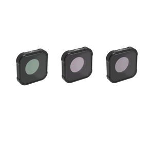 Image 3 - Uv cpl ND4 ND8 ND16 ND32 ND64ナイトレッドピンクマゼンタスター移動プロヒーロー9黒レンズカラーフィルタアクションカメラアクセサリー