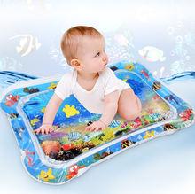 Детская надувная водная Подушка Надувная подушка из ПВХ морской